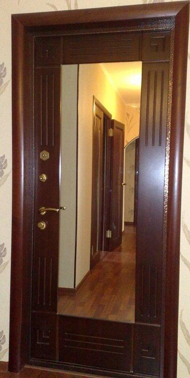 металлическая дверь высотой 2200