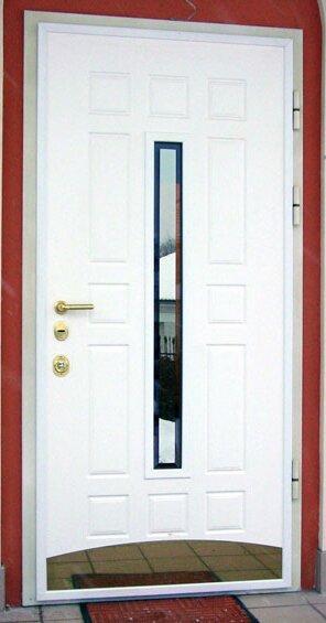 двери для входных групп с домофоном